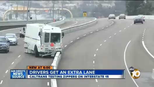جابجایی بلوکه ها در بزرگراه بدون ایجاد ترافیک
