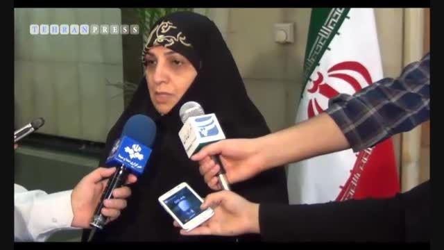گفت و گوی تهران پرس با معصومه آباد