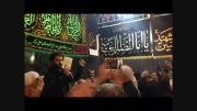 سینه زنی هیئت روستای قاسم آباد-شب تاسوعا 1393 فخرآباد-1