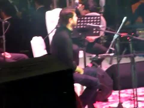 سامی یوسف-اجرای ترانه آذری ساری گلین در کنسرت غازی آنتپ
