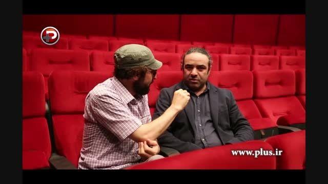 گفتگو ویژه با حسن معجونی در افتتاح نمایش ستوان آینیشمور