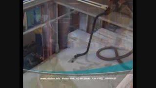واترجت دیزلی- کارواش آب گرم- نظافت مکان های صنعتی
