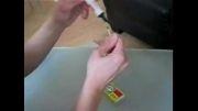 آموزش : شعبده بازی با کبریت | LEARN :TRICK WITH MATCH