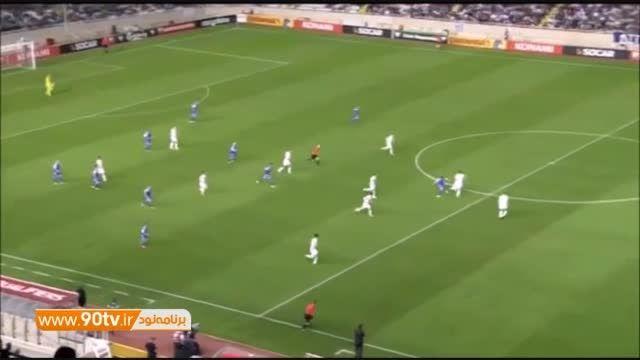 خلاصه بازی: قبرس ۲-۳ بوسنی
