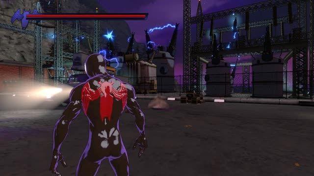 مر evil spider برای spider-man sd