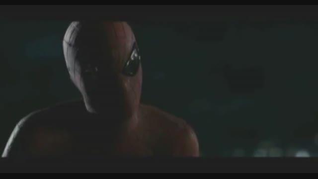 مرد عنکبوتی شگفت انگیز 2-1