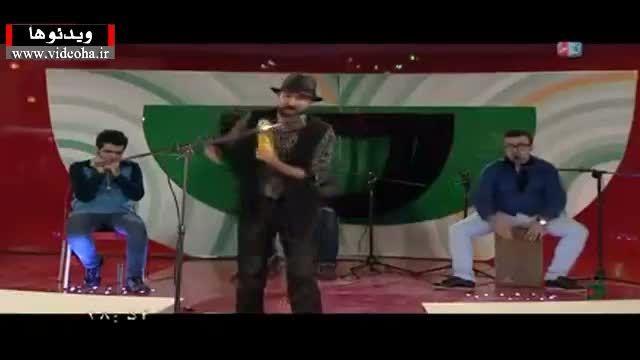 اجرای زنده آهنگ کوچه از گروه کلم