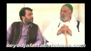 حاج سید احمد نجفی و سید جعفر طباطبایی/سایت اختصاصی سید جعفر