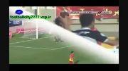 خلاصه ی بازی فولاد خوزستان 0 - 1 صبای قم(لیگ برتر ایران