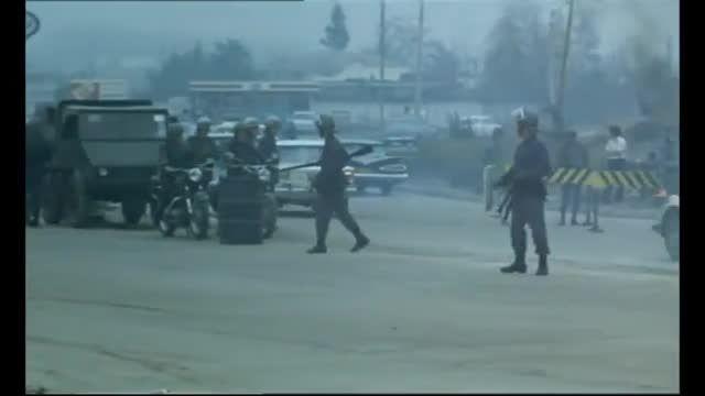 ماه اوت در آمریکای لاتین زمستان است، حکومت نظامی (۱۹۷۲)