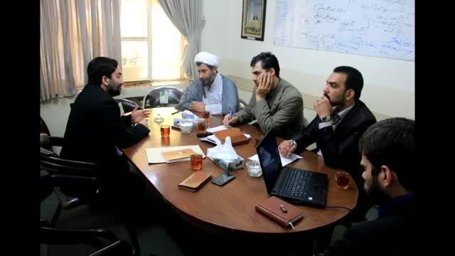 گزارش اردیبهشت 94 - گروه مشاوران جوان شهرداری مشهد
