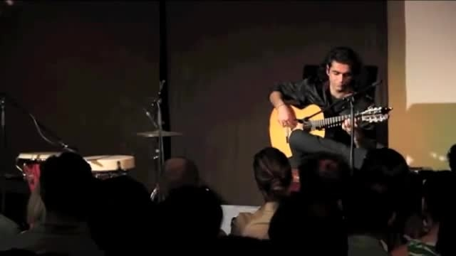 گیتار فلامنکو - امیر مفاخر - آلگریاس