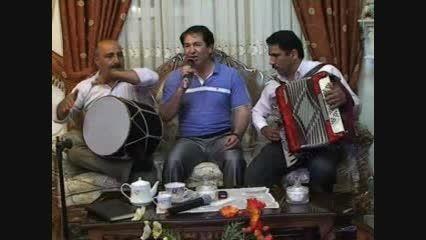 آهنگ ترکی آذربایجانی در درگز-بوقالا داشلی قالا 2