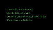 One direction - Gotta Be You lyric