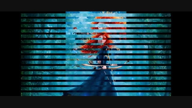 یه ویدیو تقدیمی به merida brave princess  جونم (i love