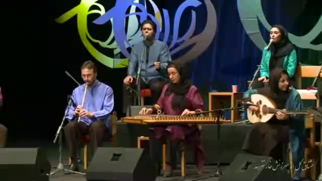 حسین علیزاده و محمد معتمدی - سَن سیز،از کنسرت عشقیم گَل