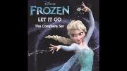 Let it go (from Disney's Frozen) -  42 languages choir