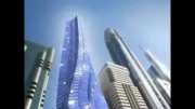 برج چرخان دبی عجیب ترین برج جهان.با قابلیت چرخش 360 درج