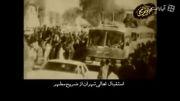 فیلم کمیاب از انتقال ضریح حضرت عباس در سال ۱۹۳۶ میلادی