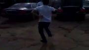 رقص بچه های ارمن و داغستانی
