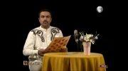 متن خوانی علیرضا جلالی تبار و خانه سودا ِ همایون شجریان