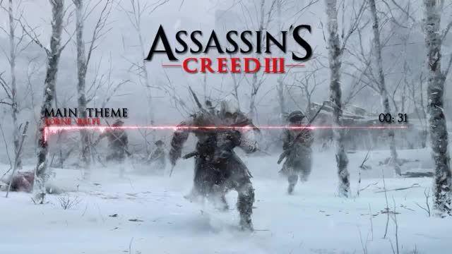 موسیقی بازی Assassins Creed III