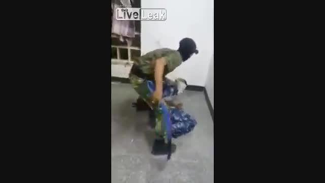 بازداشت جاسوس داعشی