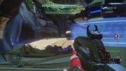 تریلر گیم پلی نسخه ی بتای بازی Halo 5