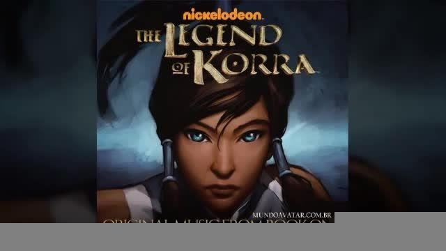 Prologue - The Legend of Korra OST