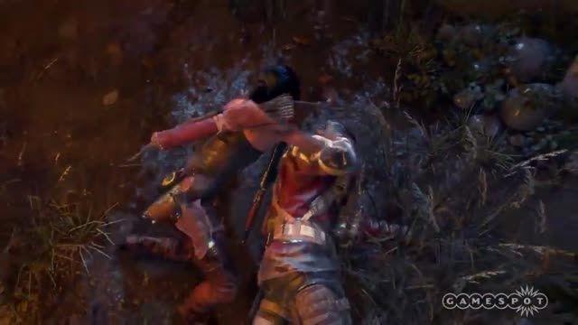 Gamescom 2015 : تریلر گیم پلی Rise of the Tomb Raider