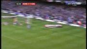 مرگ جان تری در زمین فوتبال!!!