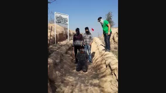 سربریدن توسط داعش در ایران