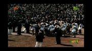 کار قشنگ عادل فردوسی پور در حمایت از غزه