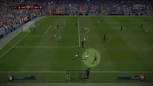 FIFA 16 Gameplay Trailer with Persian Subtitle
