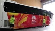 اتوبوس تیم های حاضر در جام ملتهای اسیا 2015