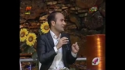 قسمت سوم حضور حسن ریوندی در برنامه ی گلخانه