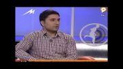 نسخه ورزشی توسط دکتر مجید ساعدی فر در برنامه زنده شبکه ورزش ( قسمت دوم )