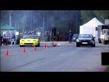 BMW M6 ASR vs Chevrolette Corvette ZR1-NQ[GRANDCAR.IR]
