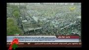 سخنرانی سید حسن نصرالله بعد از جنگ ۳۳ روزه + متن عربی