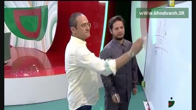 نون بیار کباب ببر علی صادقی و رامبد جوان