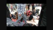 هلابیکم یا زوار - ماساژ زوار اربعین امام حسین - 2014