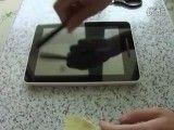 تست شیشه ضد خش تبلت Onda vi30