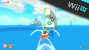 گیم پلی بازی : The Legend of Zelda The Wind Waker HD