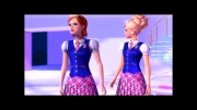 Barbie  princess in  a  charm school-باربی