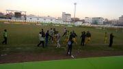 شادی پس از برد خونه به خونه در بازی با شهرداری جویبار