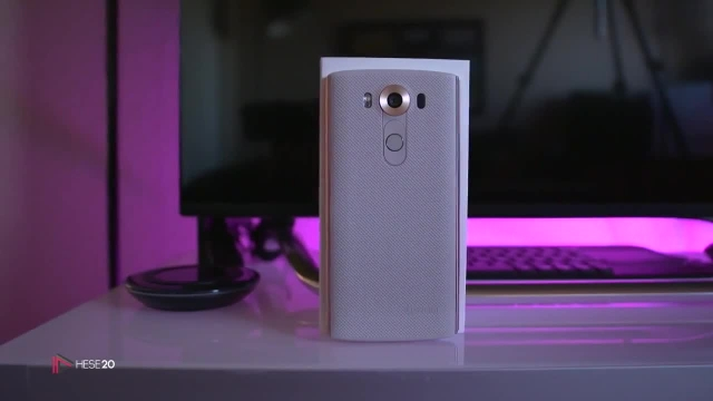 نقد و بررسی گوشی LG V10