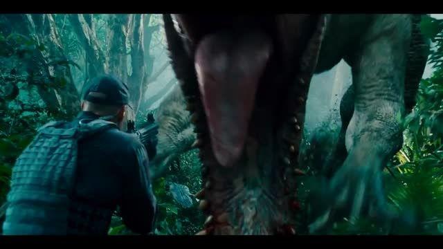دانلود فیلم دوبله فارسی Jurassic World 2015
