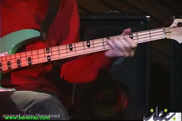 بیلی شیهان/ گیتار باس پیشرفته/ فروشگاه بنواز