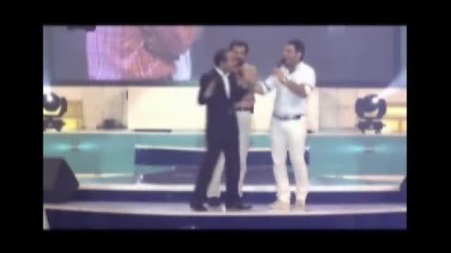 خنده دار ترین اجرای مشترک حسن ریوندی و یوسف کرمی- کیش