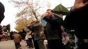مداحی محرم 1435 هیئت شیفتگان وزوان_حاج حسن روستا ومیثم روستا